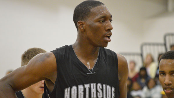 "DAVID CUCCHIARA | DAILY NEWS Northside's Edrice ""Bam"" Adebayo is Beaufort County's top talent and one of the top recruits in."